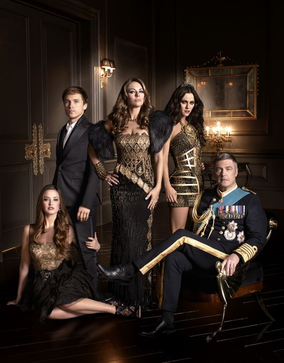 The Royals - Die Bilder zur neuen ProSieben Serie37 - Bildquelle: 2014 E! Entertainment Media LLC/Lions Gate Television Inc.