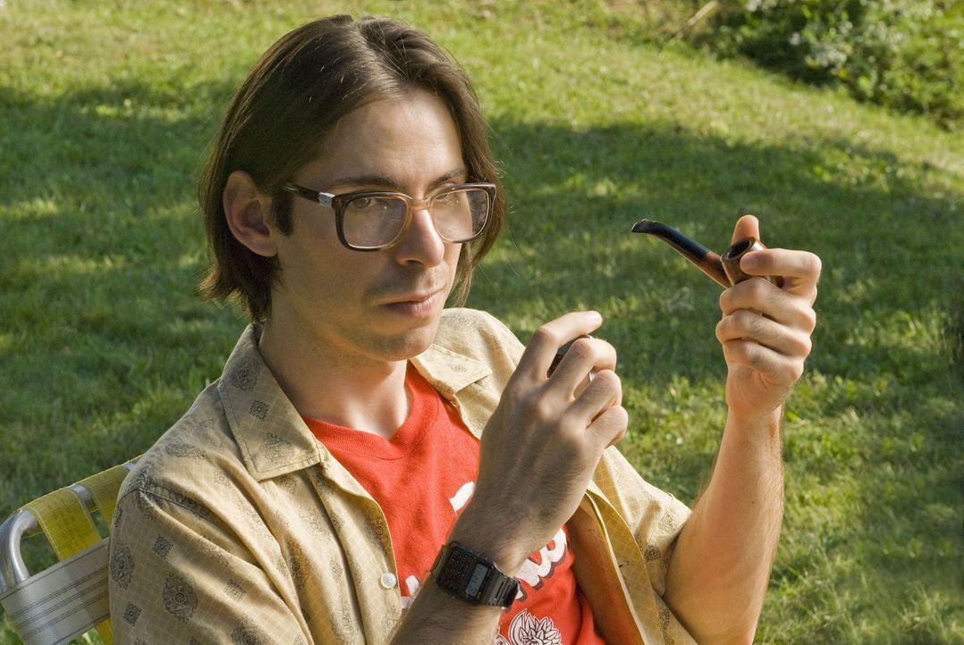 Hätte gerne eine Freundin, aber seine Chancen sind mehr als nur mies: Joel (Martin Starr), der Intellektuelle der Adventureland-Aushilfstruppe ... - Bildquelle: Miramax Films. All rights reserved