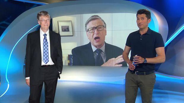 Galileo - Galileo - Mittwoch: Bill Gates Und Co. - Wie Ticken Die Einflussreichsten Menschen Der Welt?