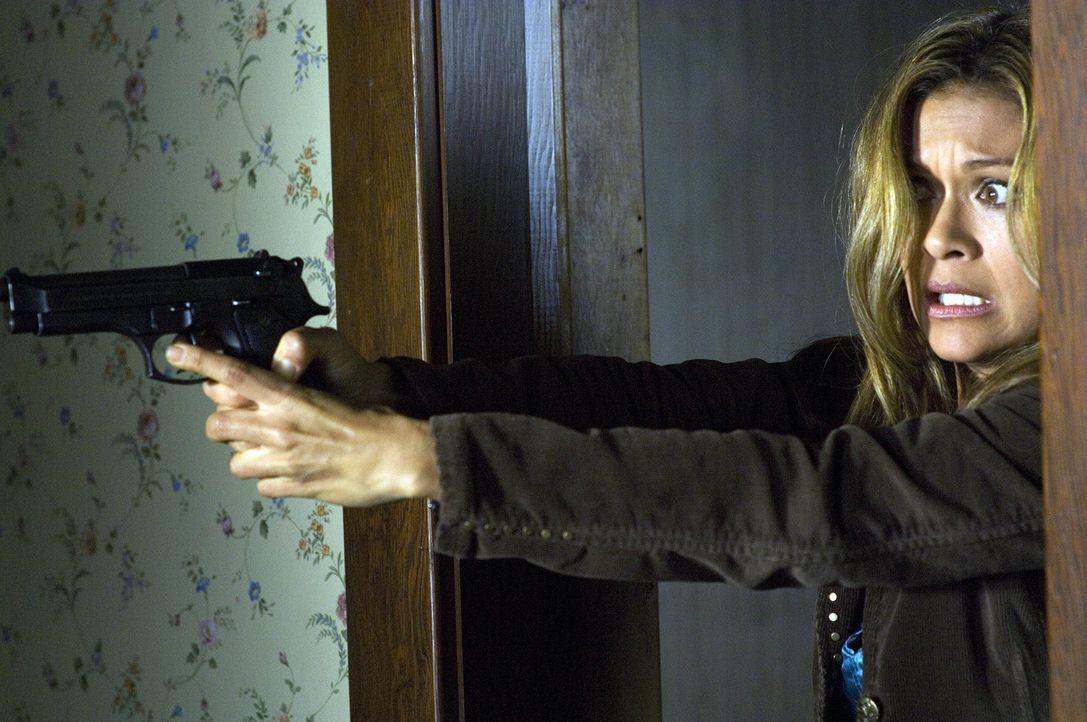 Mit Amanda (Nia Peeples) sollte man sich besser nicht anlegen ... - Bildquelle: Sony 2007 CPT Holdings, Inc.  All Rights Reserved.