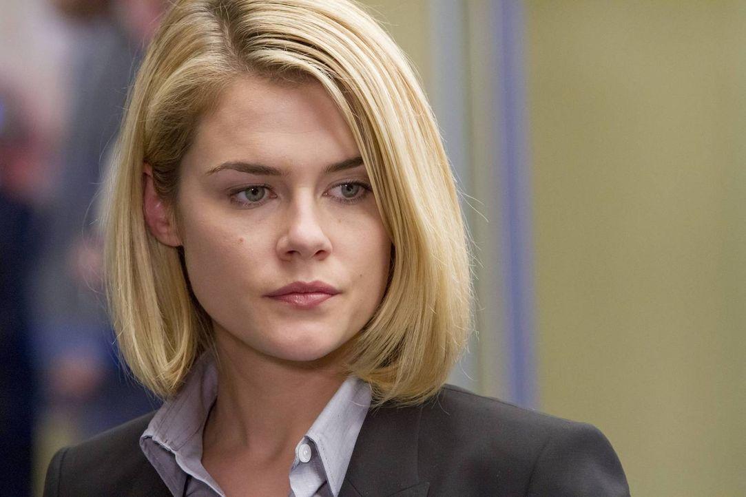 Gibt nicht auf, um den Fall mit den entführten Schülern zu lösen: FBI-Agentin Susie Dunn (Rachael Taylor) ... - Bildquelle: 2013-2014 NBC Universal Media, LLC. All rights reserved.