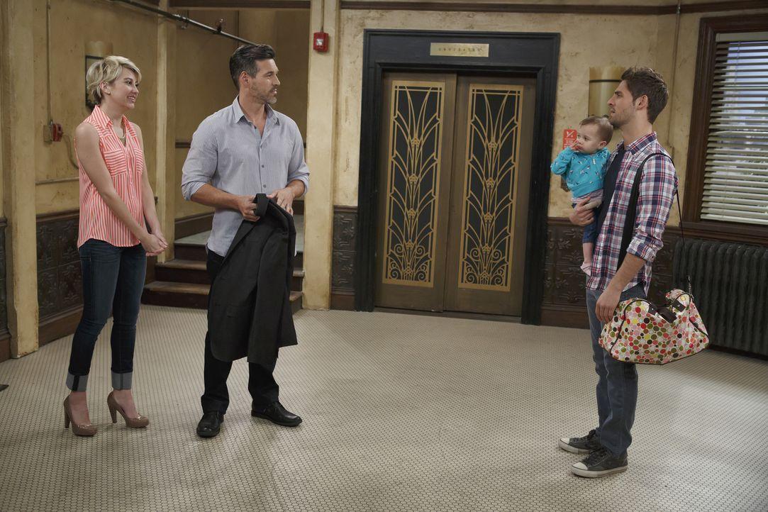 Ben macht sich Vorwürfe, dass er die Beziehung zu Riley beendet hat. Rileys ... - Bildquelle: Bruce Birmelin ABC Family