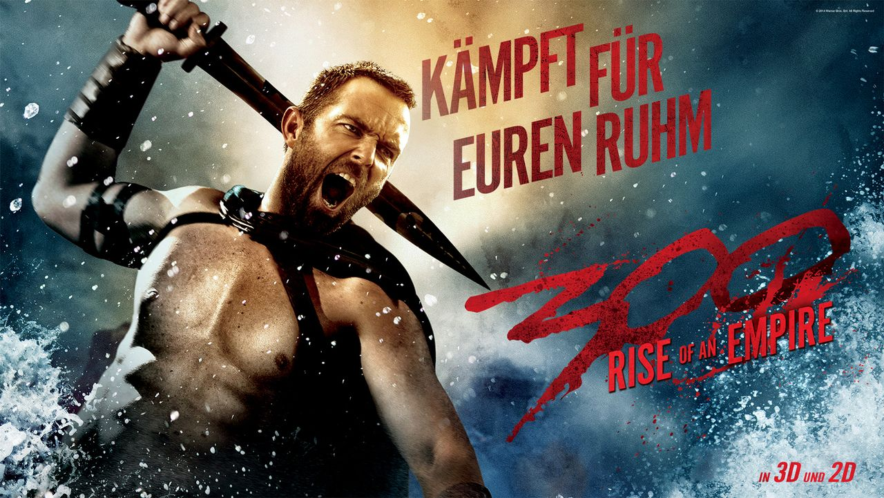 300: Rise of an Empire - Artwork - Bildquelle: 2014 Warner Bros. Entertainment, Inc.