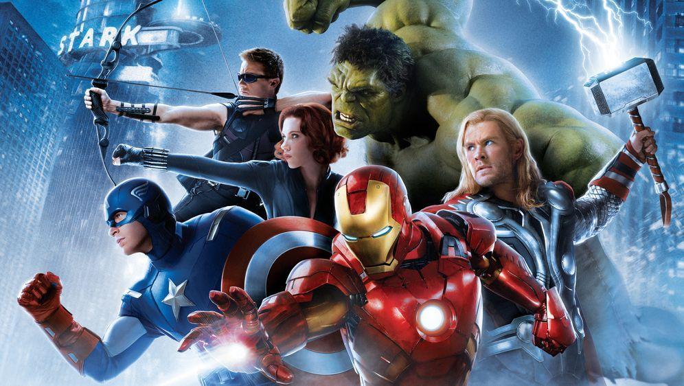 Marvel's the Avengers - Bildquelle: 2012 MARVEL