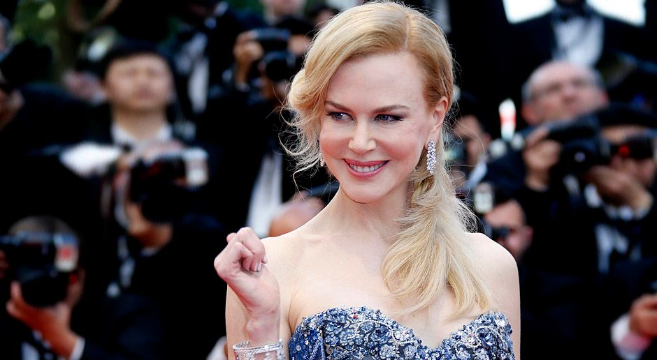 Cannes-Filmfestival-Nicole-Kidman-14-05-14-AFP - Bildquelle: AFP