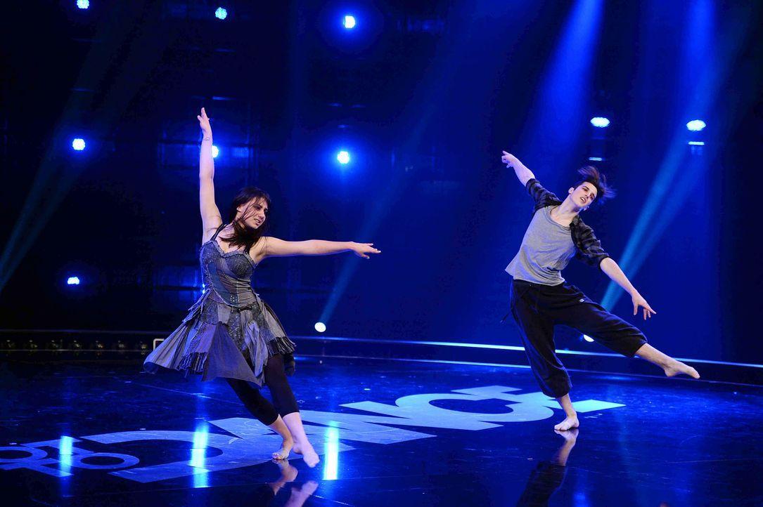 Got-To-Dance-Sandra-und-Paul-03-SAT1-ProSieben-Willi-Weber-TEASER - Bildquelle: SAT.1/ProSieben/Willi Weber