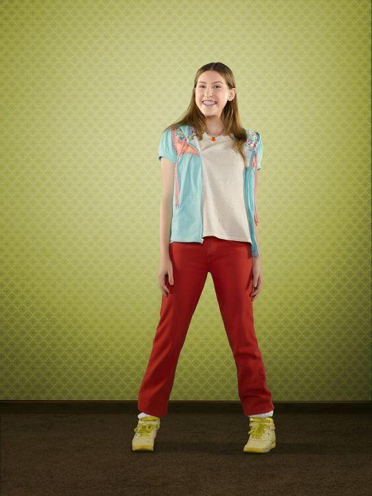 (6. Staffel) - Wird gerne mal von ihren Lehrern, ihren Freunden und ihrer Familie übersehen und vergessen, verliert aber nie ihr sonniges Gemüt: Sue... - Bildquelle: Warner Brothers