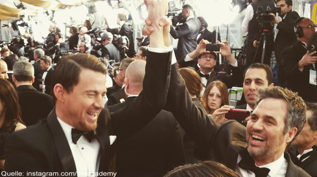 Oscars-The-Acadamy-19-instagram-com-theacadamy - Bildquelle: instagram.com/theacademy