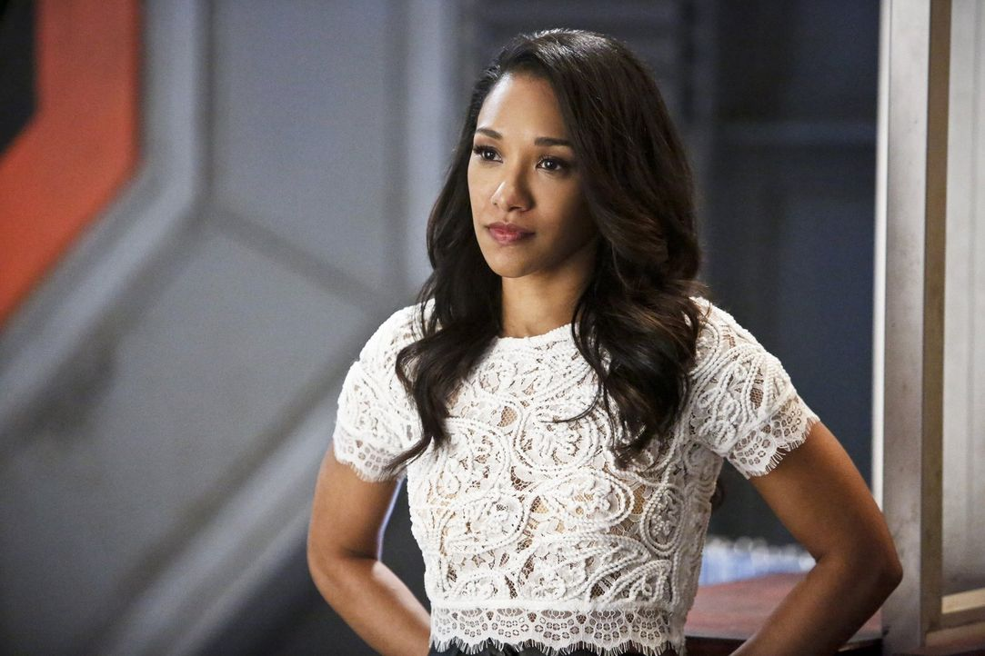 Noch ahnt Iris (Candice Patton) nicht, dass Barry ihre Gefühle möglicherweise nie erwidern kann ... - Bildquelle: Warner Bros. Entertainment, Inc.