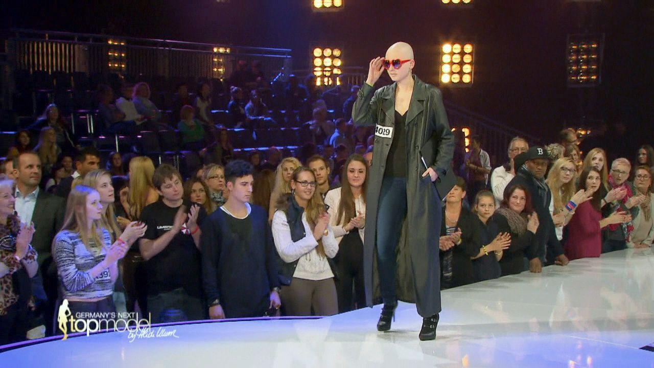 GNTM-10-Sendung01_080 - Bildquelle: ProSieben