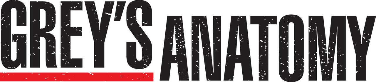 (11. Staffel) - GREY'S ANATOMY - Logo ... - Bildquelle: ABC Studios