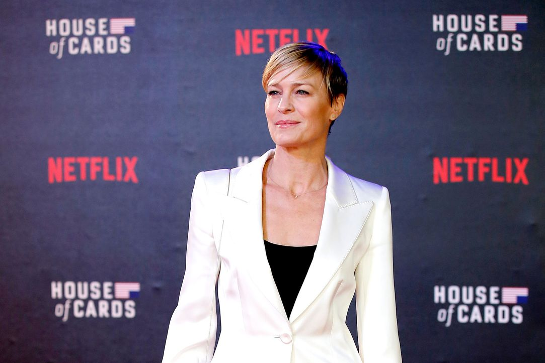 Robin-Wright-House-of-cards-150226-AFP - Bildquelle: AFP