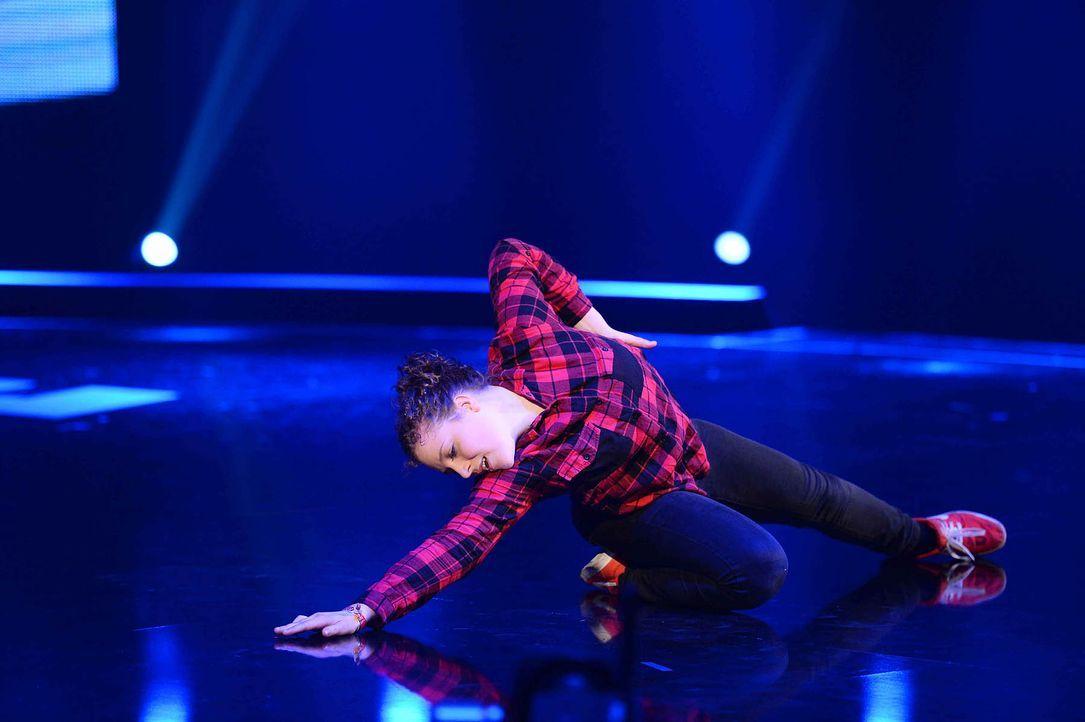 Got-To-Dance-Franziska-Broschek-07-SAT1-ProSieben-Willi-Weber-TEASER - Bildquelle: SAT.1/ProSieben/Willi Weber