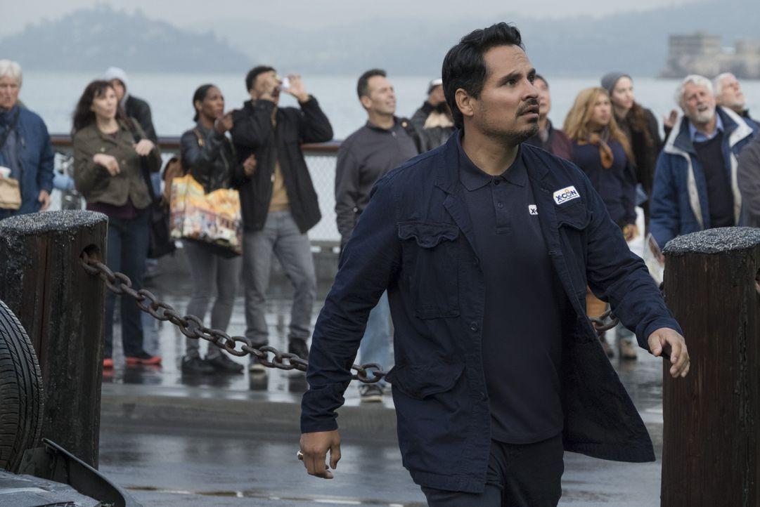 Luis (Michael Peña) - Bildquelle: Ben Rothstein 2018 MARVEL / Ben Rothstein