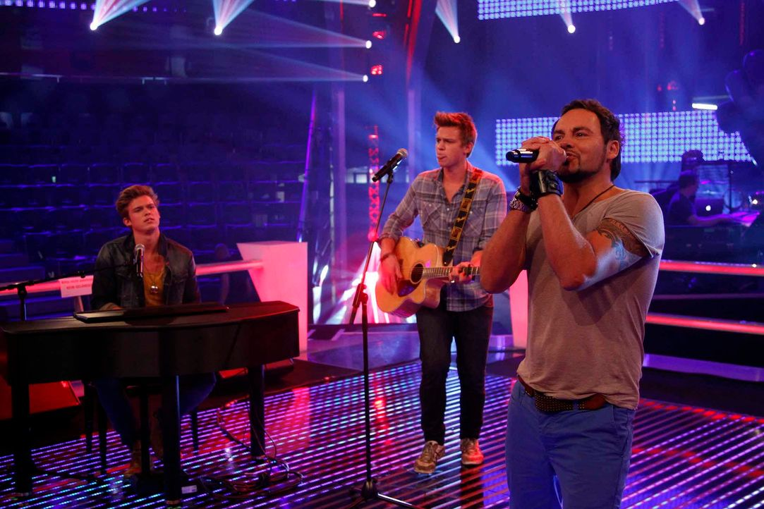 battle-rob-02-the-voice-of-germany-huebnerjpg 2160 x 1440 - Bildquelle: SAT.1/ProSieben/Richard Hübner