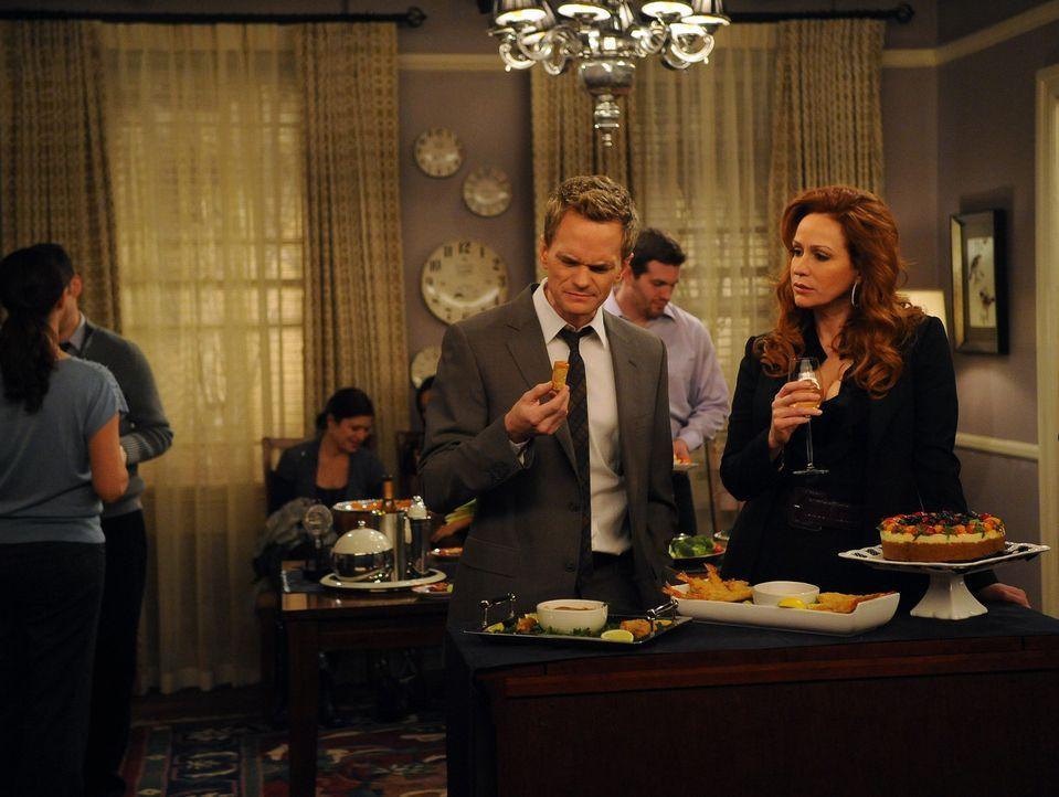 Lily und Marshall schmeißen eine Einweihungsparty, auf der es beinahe zu einer Prügelei zwischen Ted und Marshalls Boss kommt. Währenddessen schm... - Bildquelle: 20th Century Fox International Television