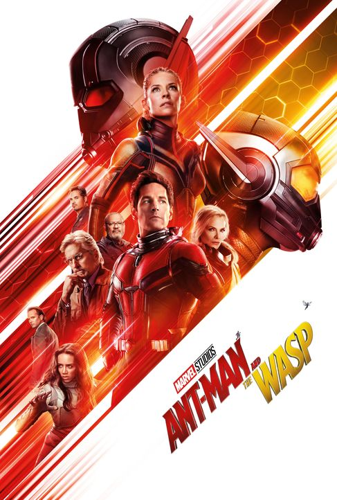 Ant-Man and the Wasp - Artwork - Bildquelle: 2018 MARVEL