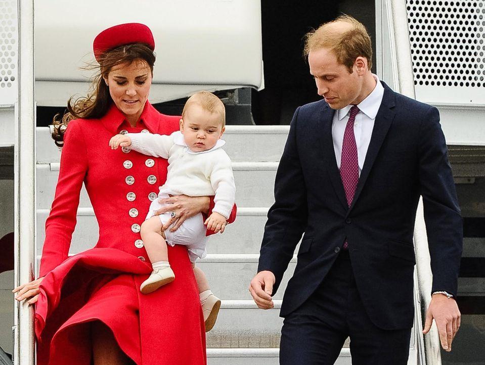Prinz-William-Catherine-George-Neuseeland-14-04-07-4-dpa - Bildquelle: dpa
