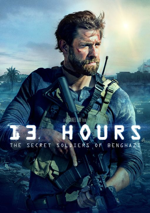 13 Hours: The Secret Soldiers of Benghazi - Artwork - Bildquelle: 2016 Paramount Pictures. All Rights Reserved.