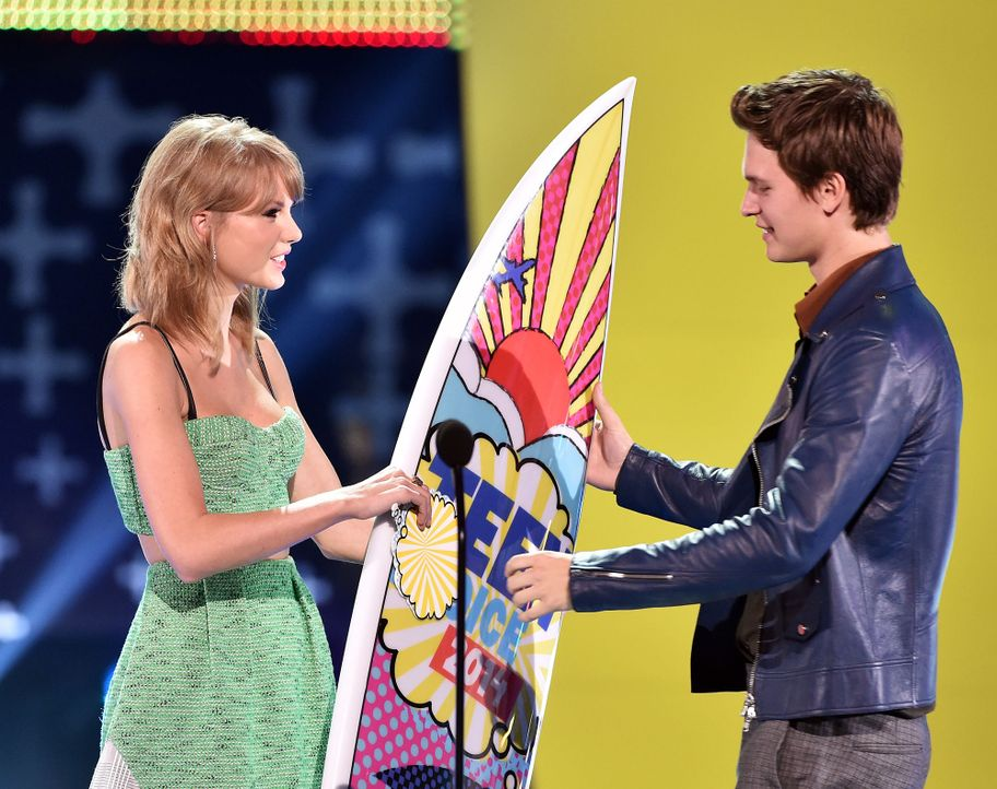 Teen-Choice-Awards-Taylor-Swift-140810-4-getty-AFP - Bildquelle: getty-AFP