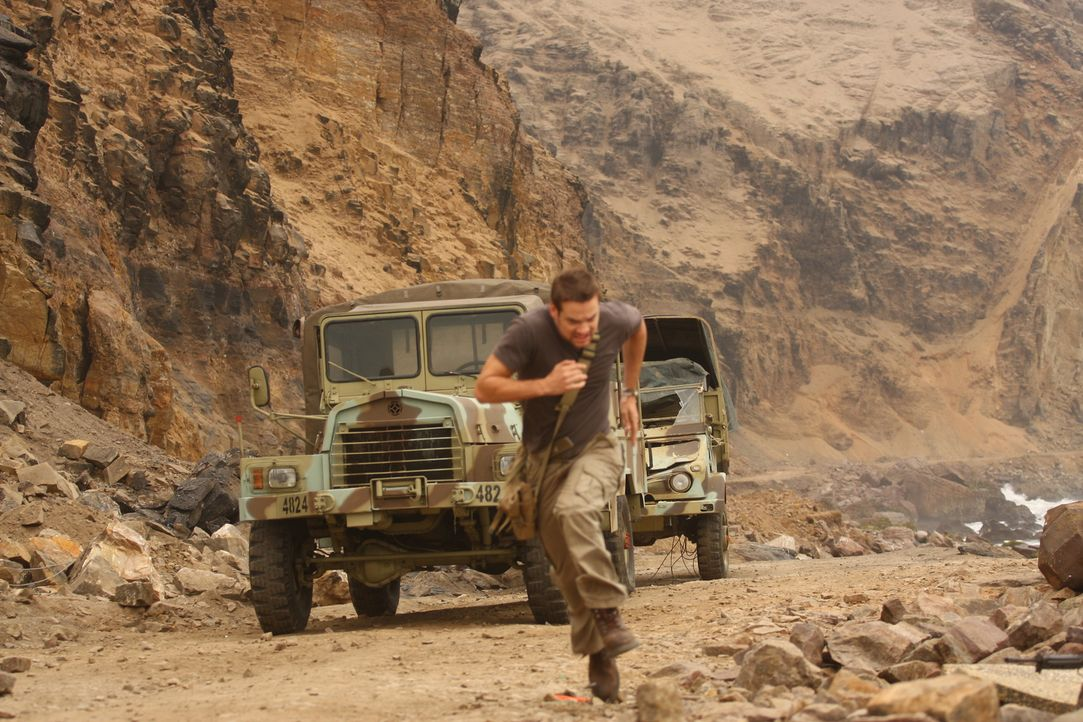 Schatzsucher Jack Wilder (Shane West) spürt der legendären Goldstadt El Dorado hinterher und erhält dabei gebetene wie ungebetene Gesellschaft ...