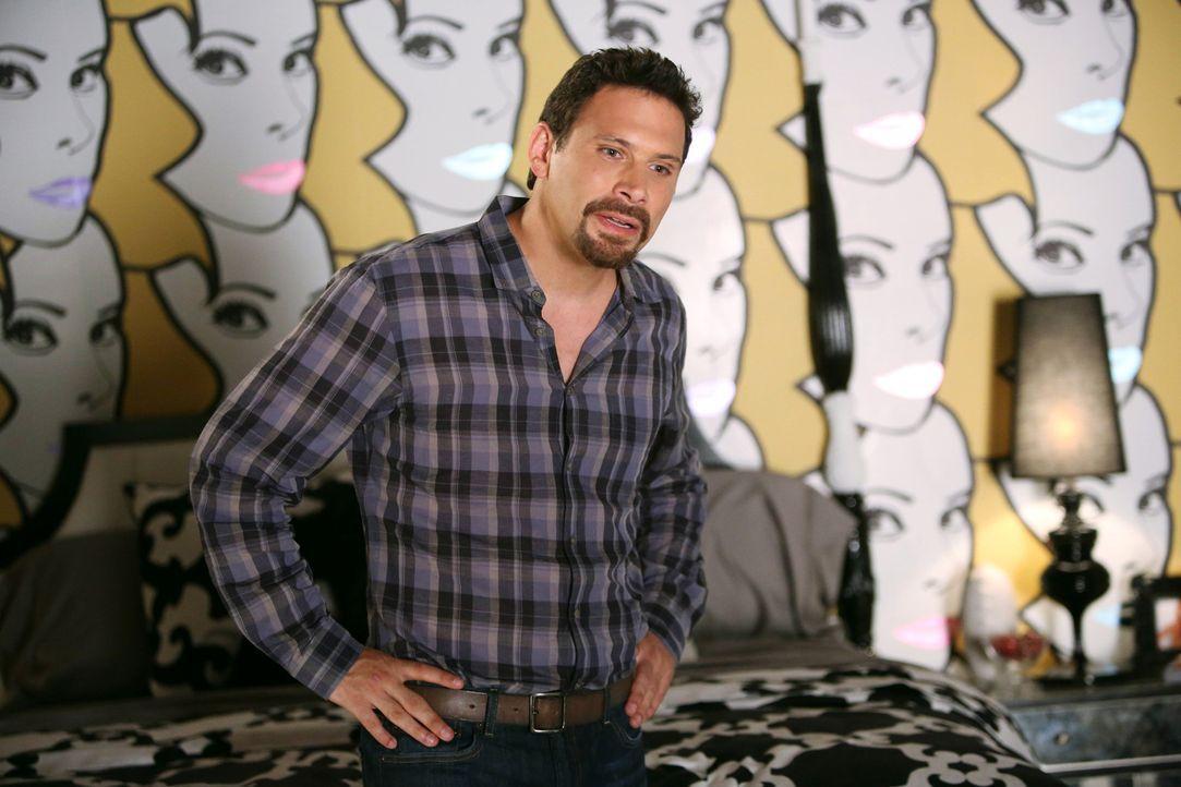Hat sich sein erstes Mal mit Dallas anders vorgestellt: George (Jeremy Sisto) ... - Bildquelle: Warner Brothers