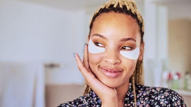 Augenpads - wie man sie richtig aufträgt, was sie wirklich bringen und mehr