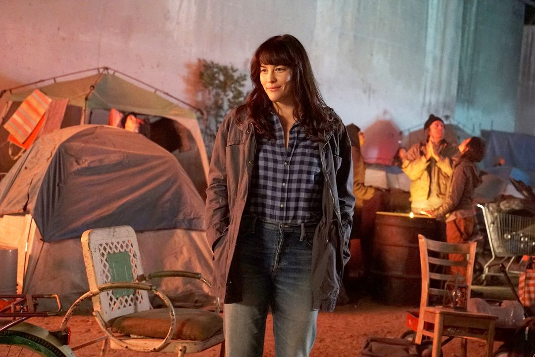 Michelle Blake (Liv Tyler) - Bildquelle: Kevin Estrada 2019 Twentieth Century Fox Film Corporation.  All rights reserved. / Kevin Estrada