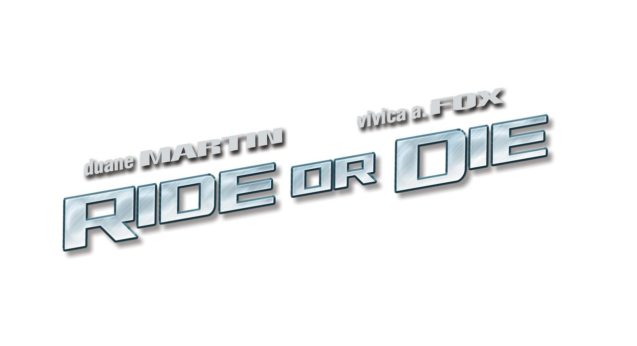 Ride Or Die - Logo - Bildquelle: Strange Fruit Films