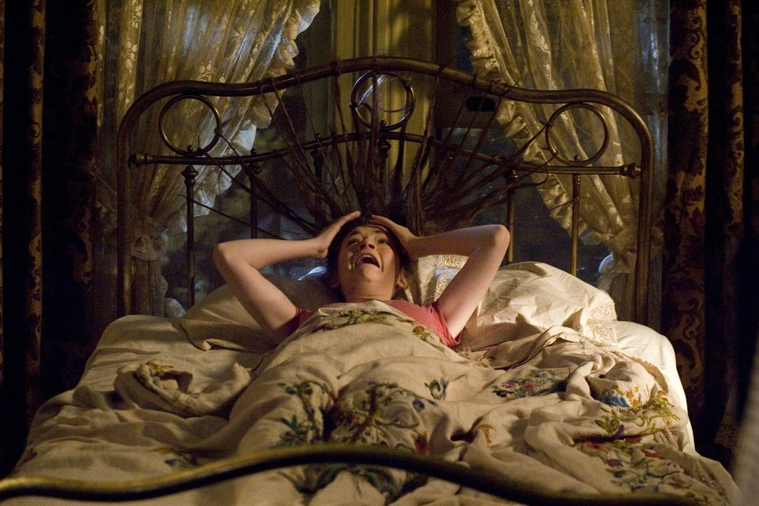 Äußerst seltsame Dinge geschehen im Haus von Arthur Spiderwick. Mallory (Sarah Bolger) macht jedoch sofort ihren Bruder Jared für diesen Unsinn vera... - Bildquelle: Paramount Pictures