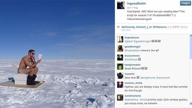 Alexander-Skarsgard-14-01-08-Instagram - Bildquelle: Instagram/Inge Solheim