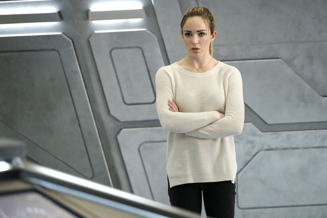 Um die Auswirkungen des Schicksalsspeers ungeschehen zu machen, müssen Sara (Caity Lotz) und ihr Team verhindern, dass die Legion des Bösen jemals i... - Bildquelle: Warner Brothers
