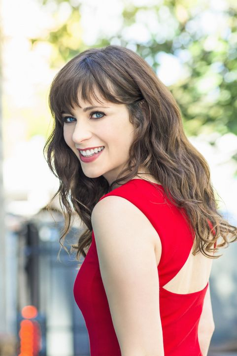 (4. Staffel) - Wo ein Fettnäpfchen ist, ist Jess (Zooey Deschanel) meist nicht weit ... - Bildquelle: 2014 Twentieth Century Fox Film Corporation. All rights reserved.