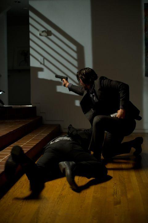 John Wick mit Keanu Reeves 2 - Bildquelle: Studiocanal