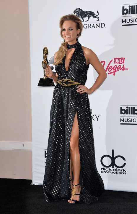 Billboard-Music-Awards-Carrie-Underwood-14-05-18-getty-AFP - Bildquelle: getty-AFP