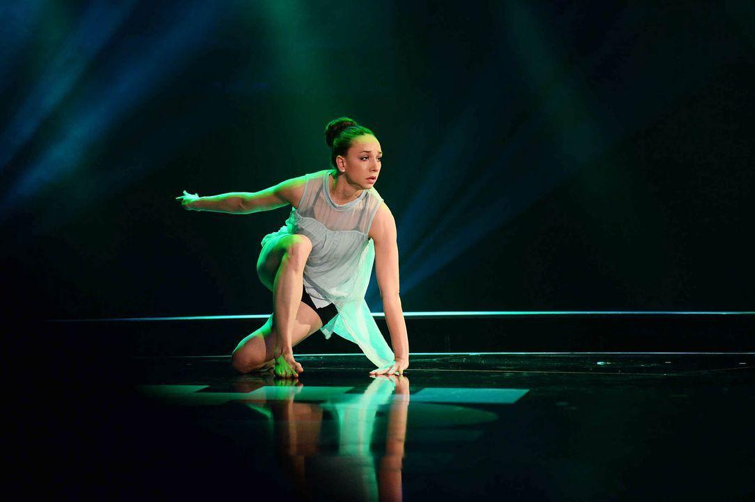 Got-To-Dance-Lea-Johanna-Krauss-01-SAT1-ProSieben-Willi-Weber - Bildquelle: SAT.1/ProSieben/Willi Weber