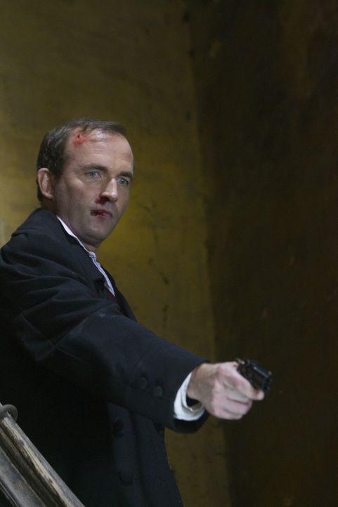 Mit ihm ist nicht zu spaßen: Henry (Stephen Hogan) ... - Bildquelle: ITV Plc
