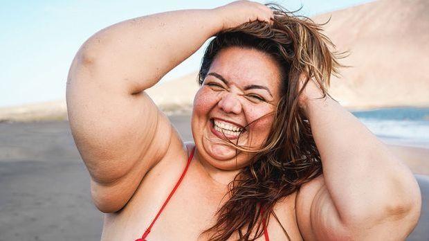 """Nicht die """"perfekte"""" Bikini-Figur? Gut so! Ihr seid ALLE super einz..."""