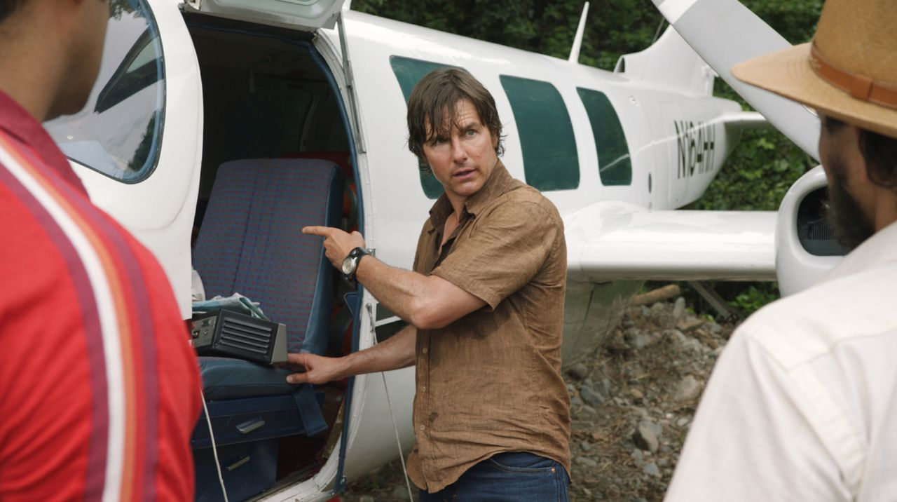 Barry Seal (Tom Cruise) - Bildquelle: Universal Pictures
