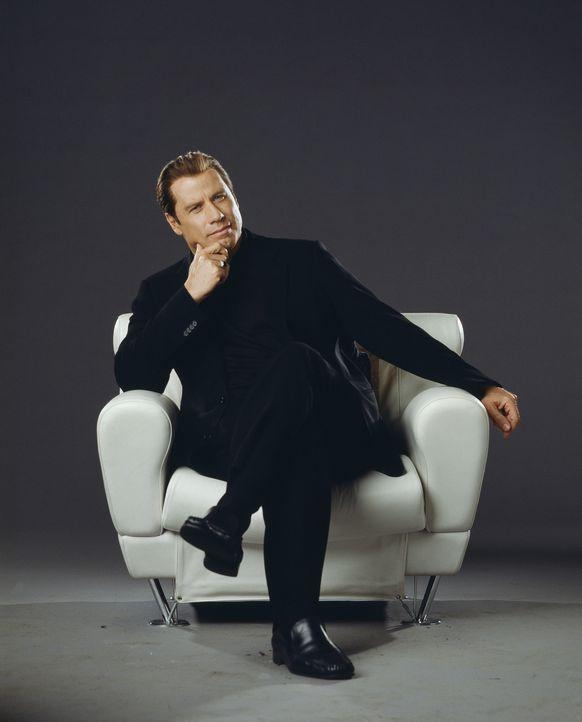 Chili Palmer (John Travolta) hat vom Filmgeschäft endgültig die Nase voll. Deshalb will er aussteigen und wieder als Geldeintreiber arbeiten. Durc... - Bildquelle: Metro-Goldwyn-Mayer Studios Inc. All Rights Reserved.