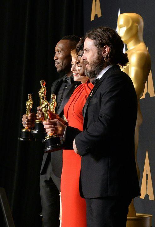 Gewinner2-AFP - Bildquelle: AFP PHOTO / ROBYN BECK