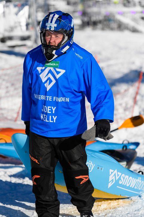 Joey - Bildquelle:  ProSieben/Willi Weber
