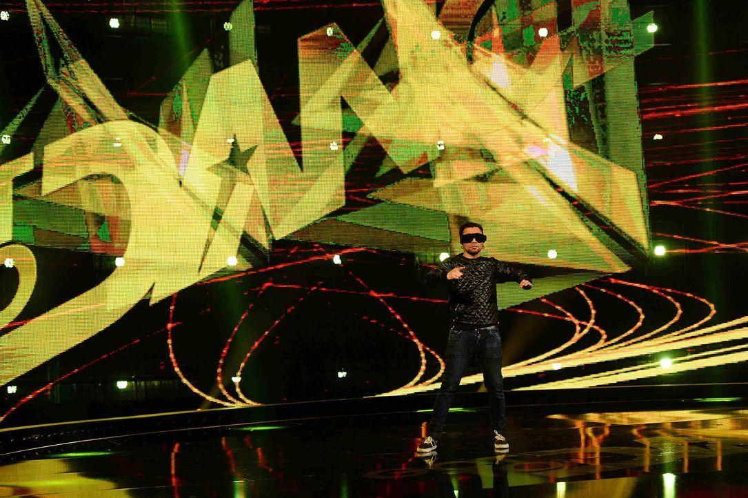 Got-To-Dance-Herrie-Anakotta-05-SAT1-ProSieben-Willi-Weber - Bildquelle: SAT.1/ProSieben/Willi Weber