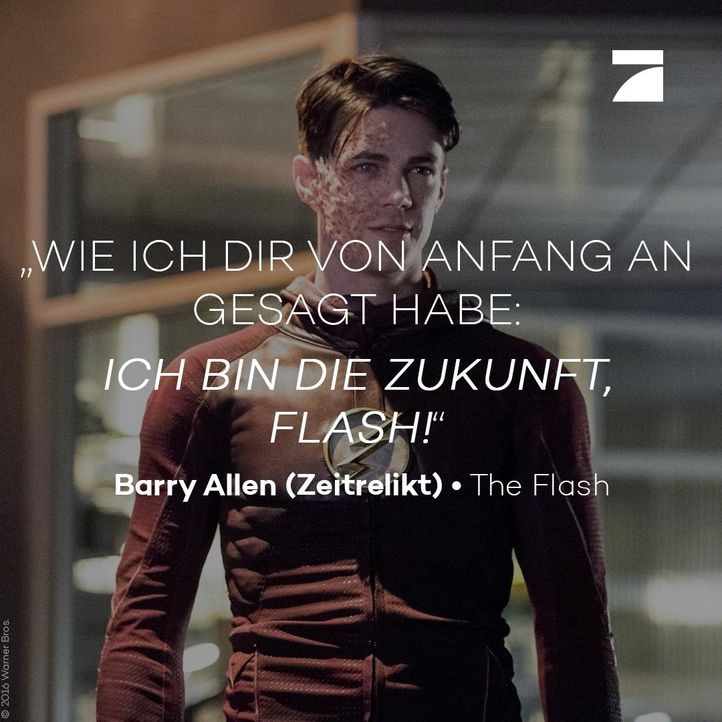 Barry Allen - Bildquelle: Warner Bros.