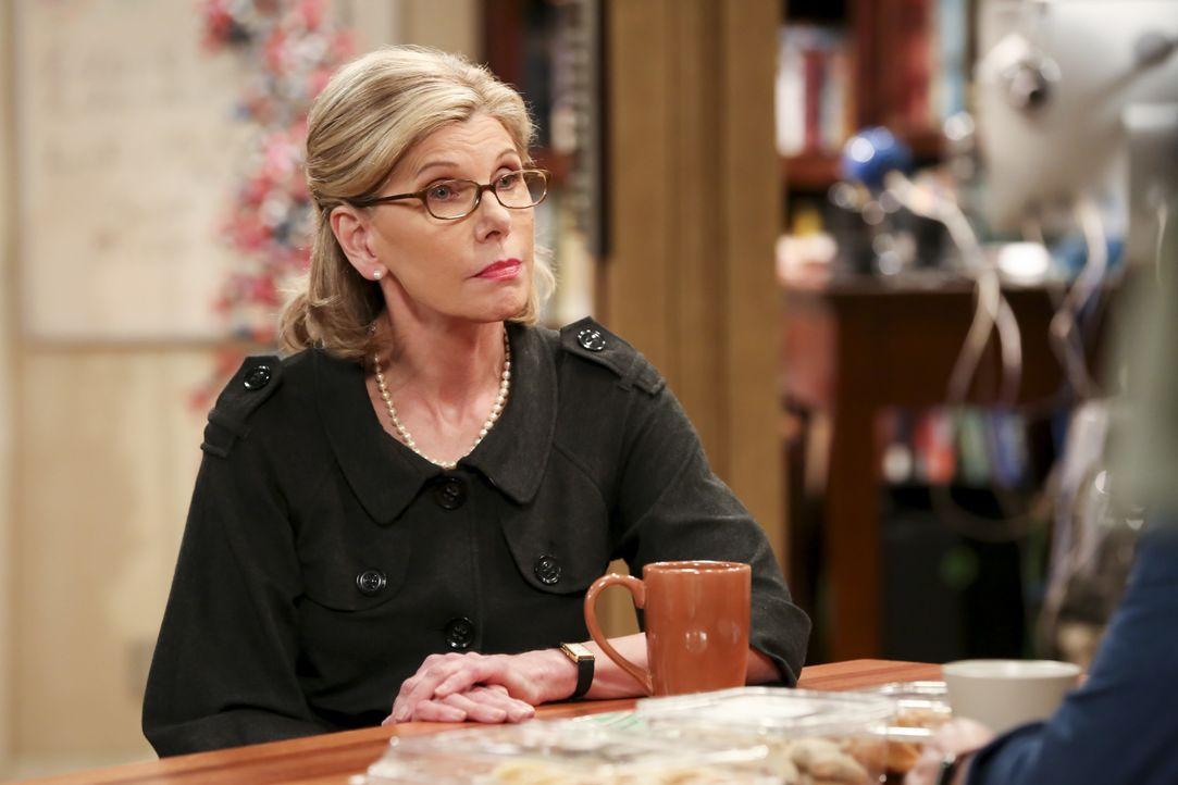 Dr. Beverly Hofstadter (Christine Baranski) - Bildquelle: Michael Yarish 2019 CBS Broadcasting, Inc. All Rights Reserved / Michael Yarish
