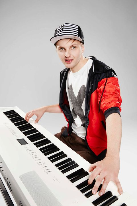 Die-Band-Keyboarder-Tobias-01-ProSieben-Richard-Huebner - Bildquelle: ProSieben/Richard Hübner