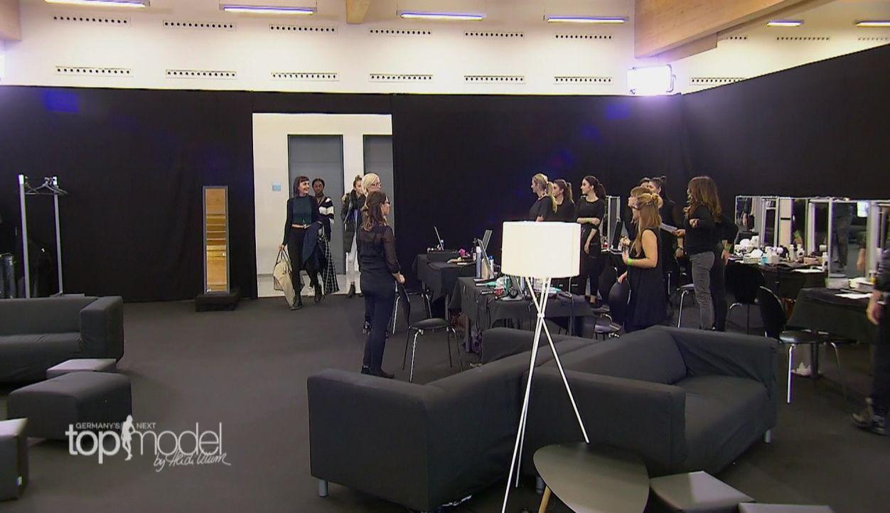 GNTM-S12-Sendung01-105 - Bildquelle: ProSieben