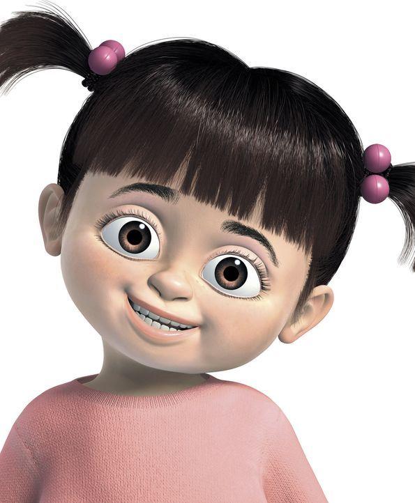 Dieses kleine, harmlose Mädchen ist der Grund für die ganze Aufregung, denn in Monstropolis ist man fest davon überzeugt, dass Menschenkinder zu den... - Bildquelle: Buena Vista Pictures