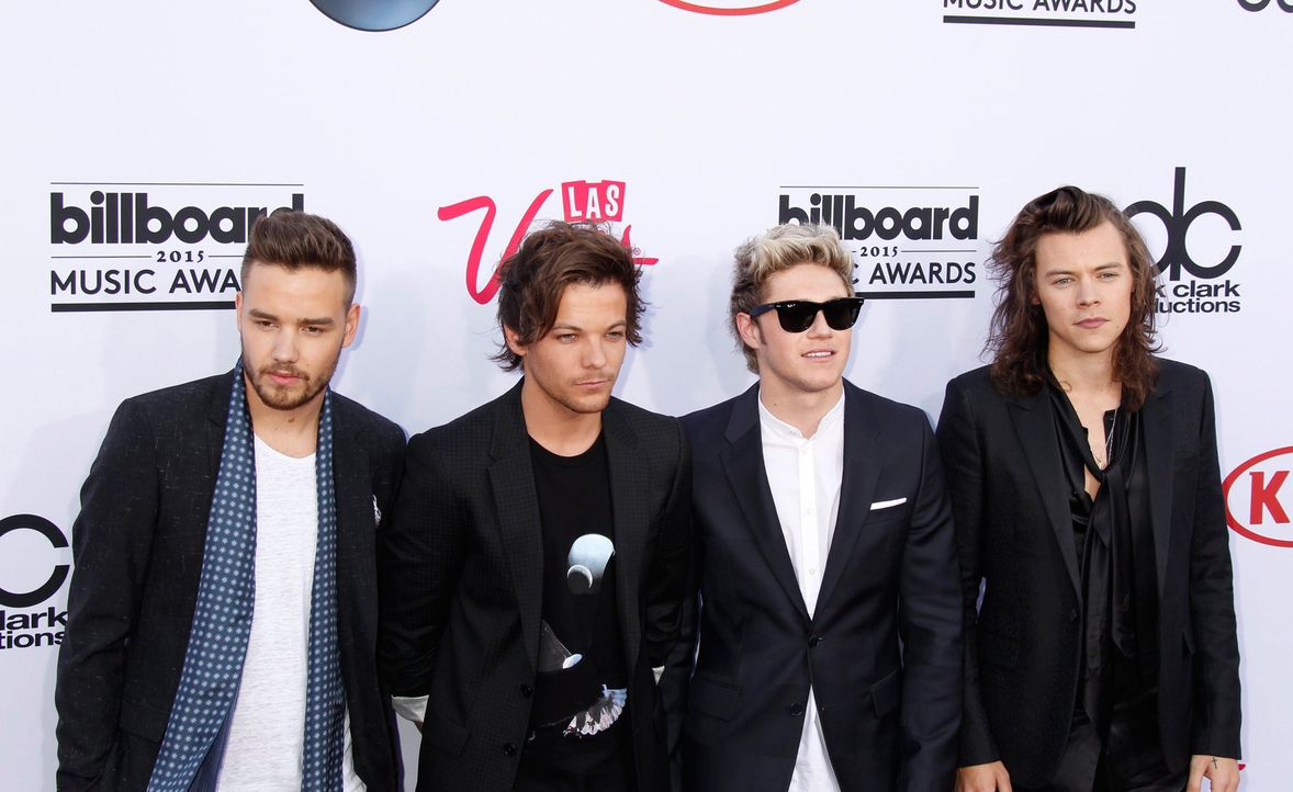 Billboard-Awards-150517-One-Direction-16-dpa - Bildquelle: dpa