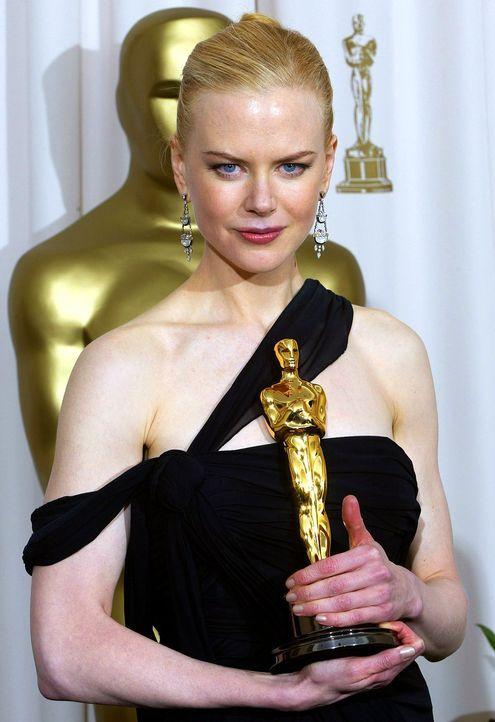 Beste-Hauptdarstellerin-2003-Nicole-Kidman-AFP - Bildquelle: AFP